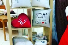 san valentino cuscini ricamati