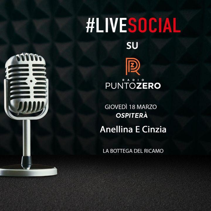 Domani saremo a Radio Punto Zero a #livesocial per parlare della nostra attività artigianale  #radiopuntozero